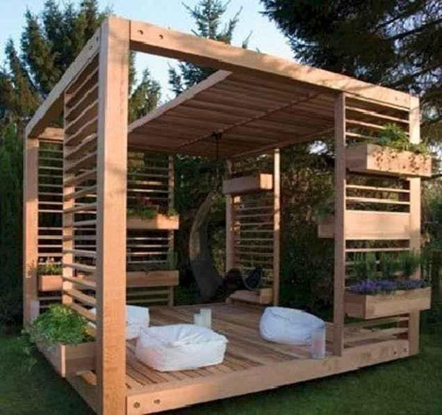 60 Stunning DIY Pergola Design Ideas And Remodel (47)
