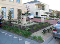 60 Stunning Low Maintenance Front Yard Landscaping Design Ideas And Remodel (30)