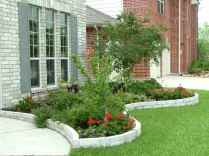 60 Stunning Low Maintenance Front Yard Landscaping Design Ideas And Remodel (32)