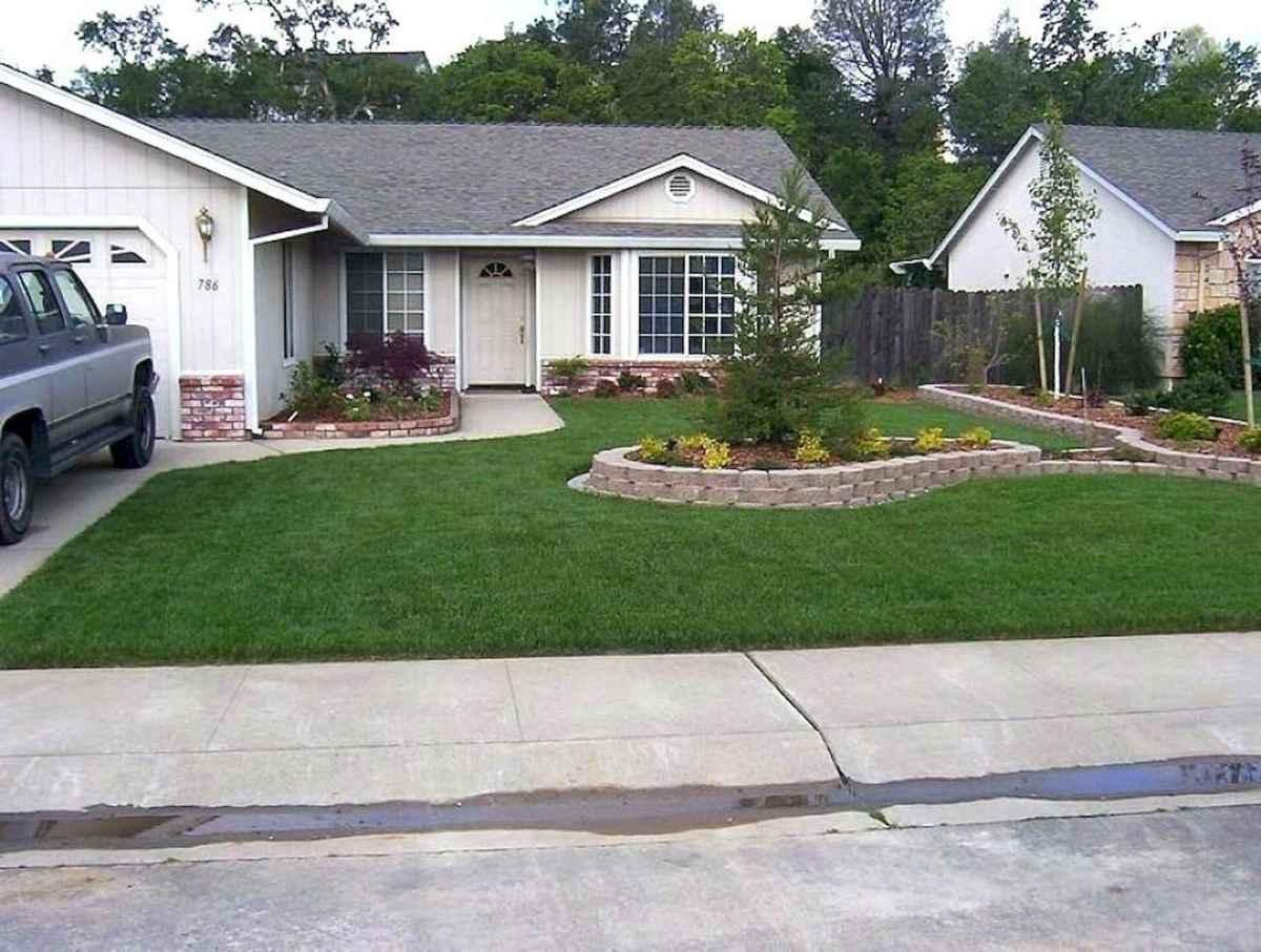 60 Stunning Low Maintenance Front Yard Landscaping Design Ideas