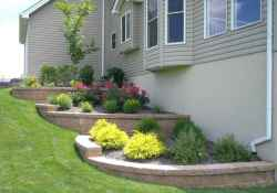 60 Stunning Low Maintenance Front Yard Landscaping Design Ideas And Remodel (48)