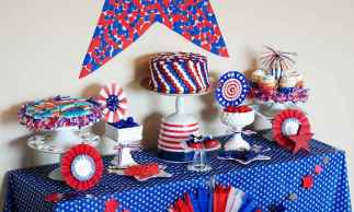 80 DIY America Independence Day Decor Ideas And Design (42)