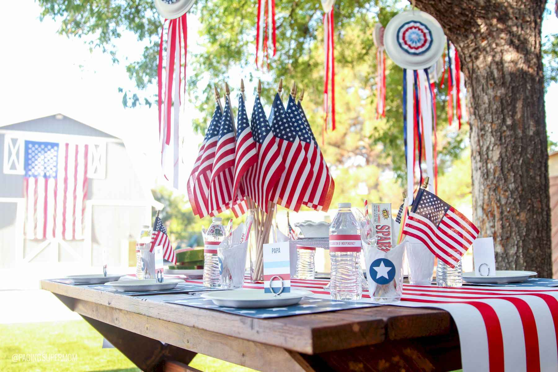 80 DIY America Independence Day Decor Ideas And Design (69)