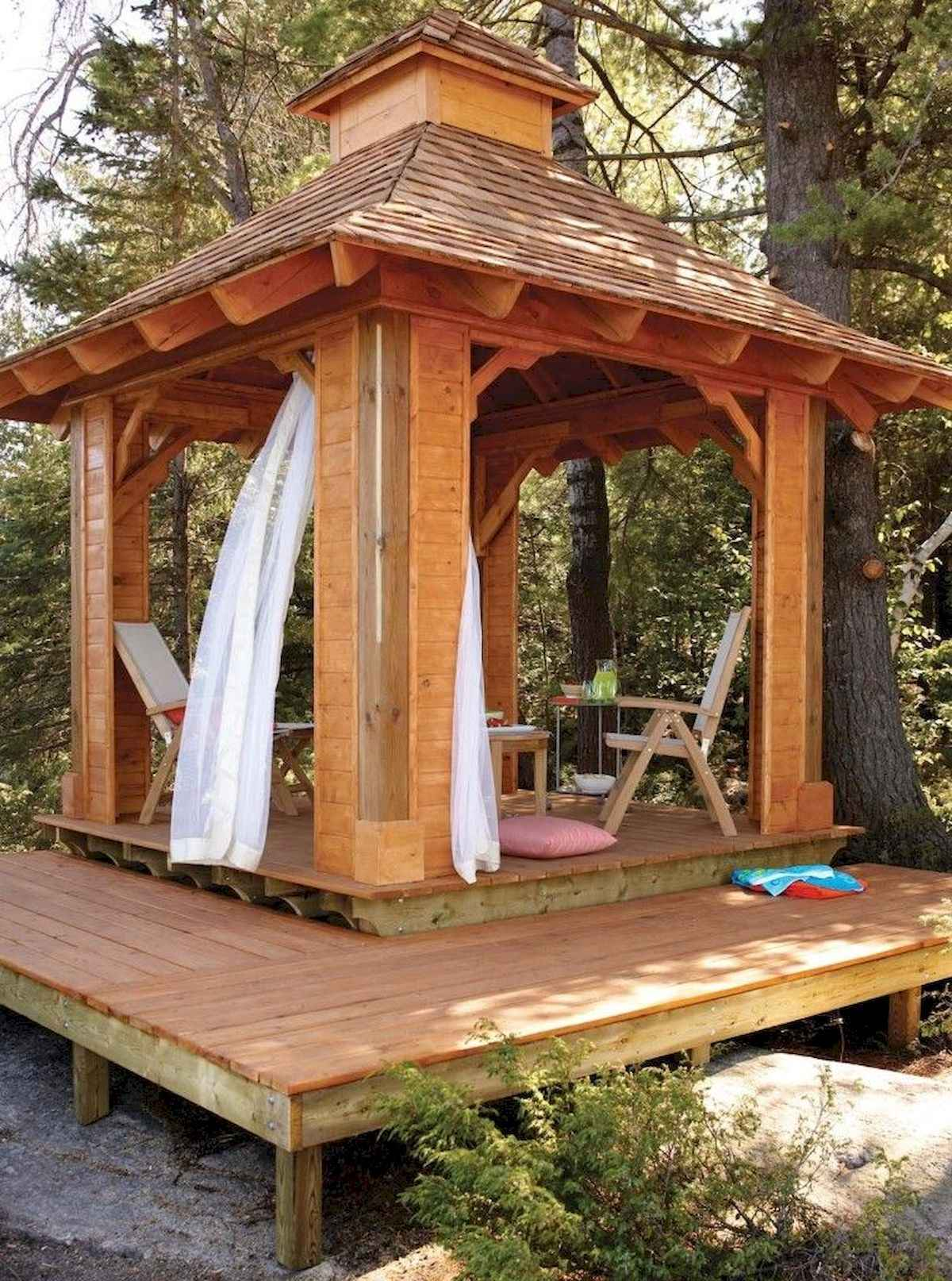 80 DIY Summery Backyard Projects Ideas Make Your Summer Awesome (11)
