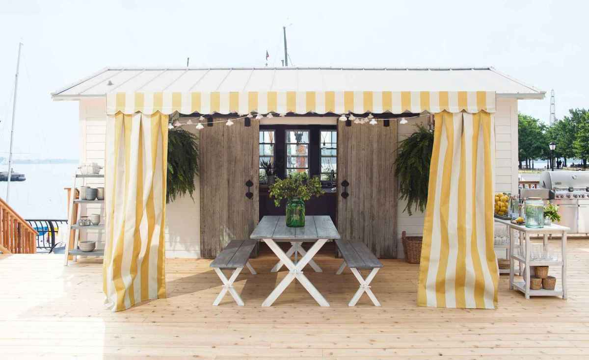 80 DIY Summery Backyard Projects Ideas Make Your Summer Awesome (18)