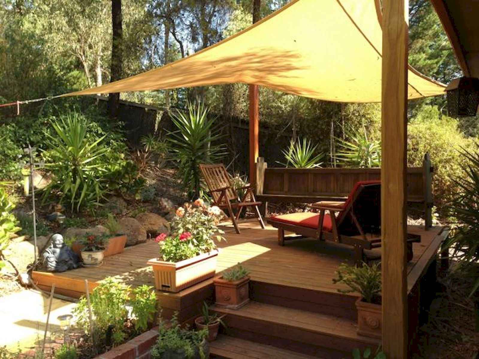 80 DIY Summery Backyard Projects Ideas Make Your Summer Awesome (34)