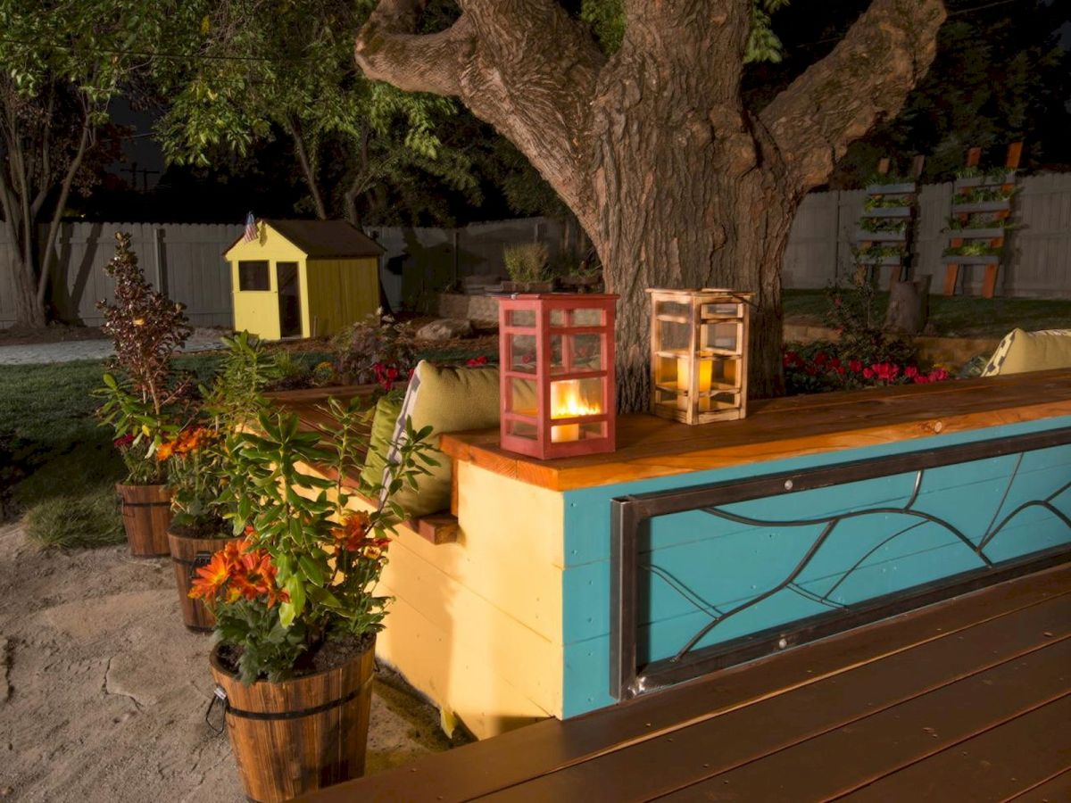 80 DIY Summery Backyard Projects Ideas Make Your Summer Awesome (4)