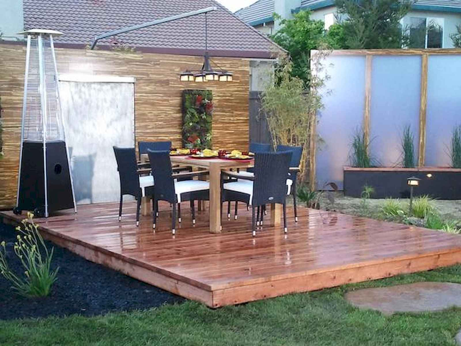 80 DIY Summery Backyard Projects Ideas Make Your Summer Awesome (43)