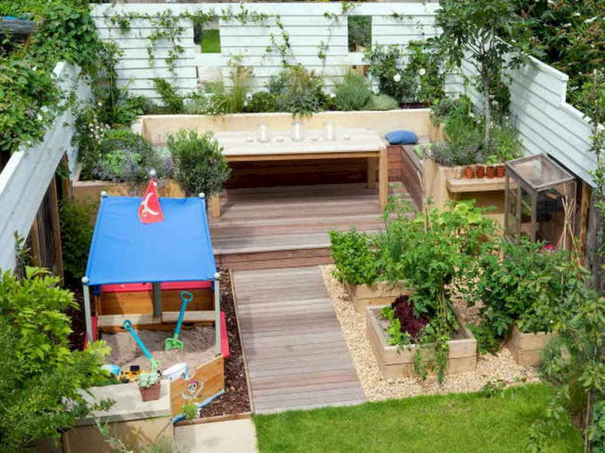 80 DIY Summery Backyard Projects Ideas Make Your Summer Awesome (47)