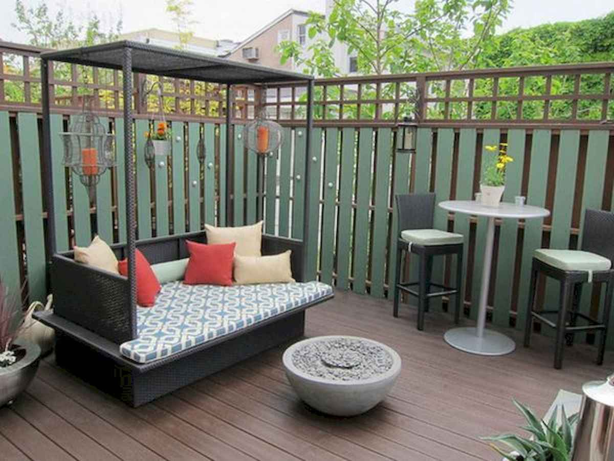 80 DIY Summery Backyard Projects Ideas Make Your Summer Awesome (62)