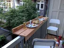80 Small Apartment Balcony Decor Ideas And Makeover (11)