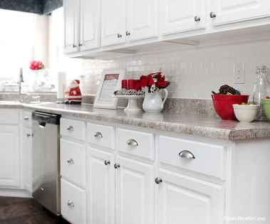 20 Creative Christmas Kitchen Decor Ideas And Makeover (7)