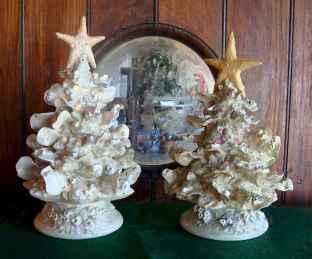 40 Creative Coastal Christmas Decor Ideas And Makeover (35)