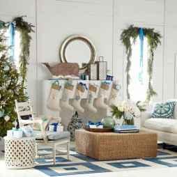 40 Creative Coastal Christmas Decor Ideas And Makeover (6)