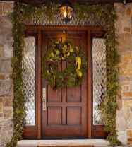 50 Creative Christmas Front Porch Decor Ideas And Design (18)