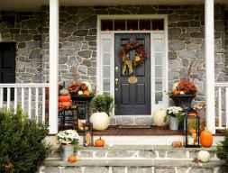 50 Creative Christmas Front Porch Decor Ideas And Design (40)