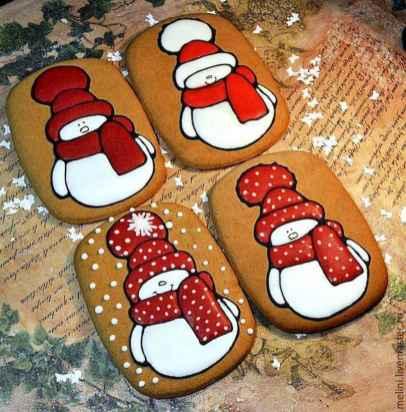 50 Creative DIY Christmas Painted Rock Design Ideas (12)