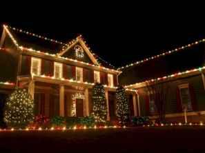 50 Creative Outdoor Christmas Decor Ideas And Makeover (14)