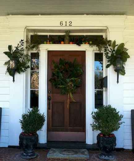 50 Creative Outdoor Christmas Decor Ideas And Makeover (18)