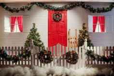50 Creative Outdoor Christmas Decor Ideas And Makeover (3)
