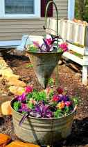 100 Beautiful DIY Pots And Container Gardening Ideas (45)
