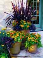 100 Beautiful DIY Pots And Container Gardening Ideas (58)