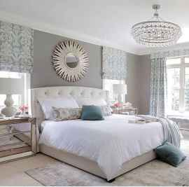 120 Elegant Farmhouse Master Bedroom Decor Ideas (113)