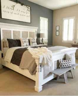 120 Elegant Farmhouse Master Bedroom Decor Ideas (5)