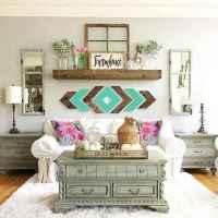 120 Elegant Farmhouse Master Bedroom Decor Ideas (51)