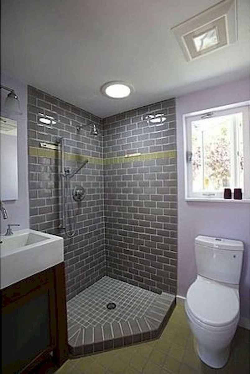 30 Genius Tiny House Bathroom Shower Design Ideas And Remodel (20)