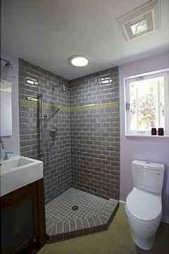 30 Genius Tiny House Bathroom Shower Design Ideas And Remodel (20)
