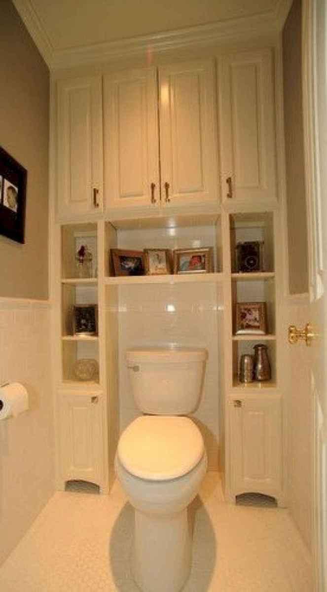 30 Genius Tiny House Bathroom Shower Design Ideas And Remodel (23)