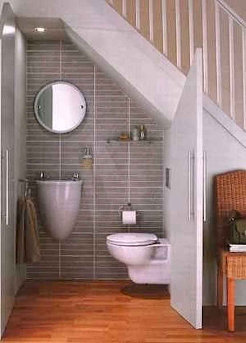 30 Genius Tiny House Bathroom Shower Design Ideas And Remodel (25)