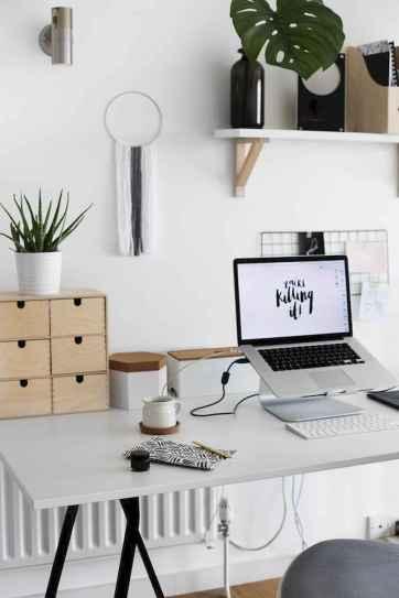 55 Brilliant Workspace Desk Design Ideas On A Budget (14)