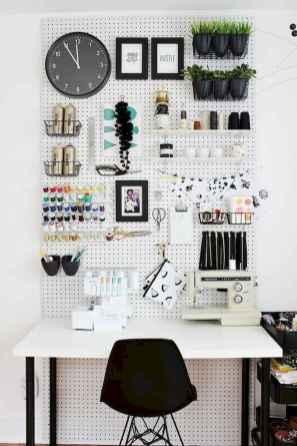 55 Brilliant Workspace Desk Design Ideas On A Budget (32)