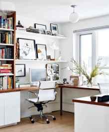 55 Brilliant Workspace Desk Design Ideas On A Budget (40)