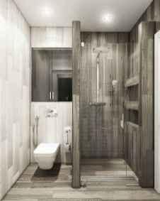 55 Fresh Small Master Bathroom Remodel Ideas And Design (20)