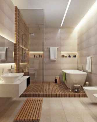 55 Fresh Small Master Bathroom Remodel Ideas And Design (54)