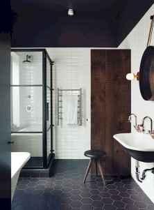 60 Elegant Small Master Bathroom Remodel Ideas (45)