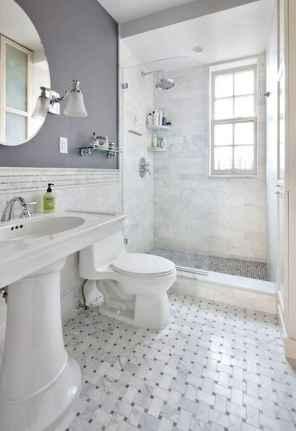 60 Elegant Small Master Bathroom Remodel Ideas (57)