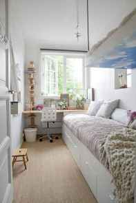 60 Small Apartment Bedroom Decor Ideas On A Budget (23)