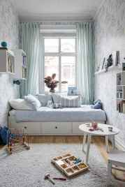 60 Small Apartment Bedroom Decor Ideas On A Budget (56)
