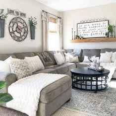 70 Modern Farmhouse Living Room Decor Ideas And Makeover (36)