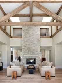 70 Modern Farmhouse Living Room Decor Ideas And Makeover (59)