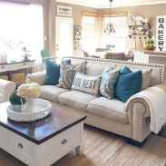80 Best Furniture For Modern Farmhouse Living Room Decor Ideas (30)