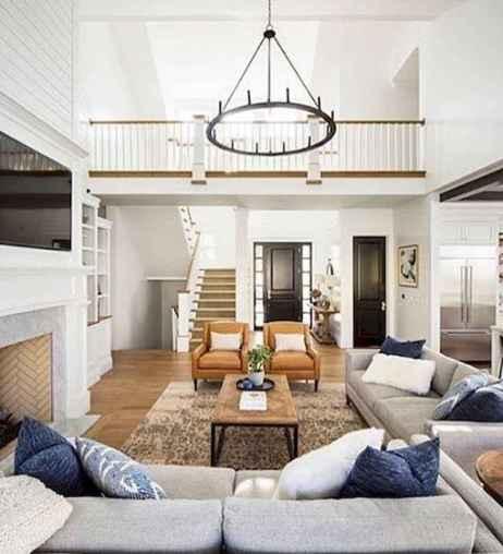 80 Best Furniture For Modern Farmhouse Living Room Decor Ideas (38)