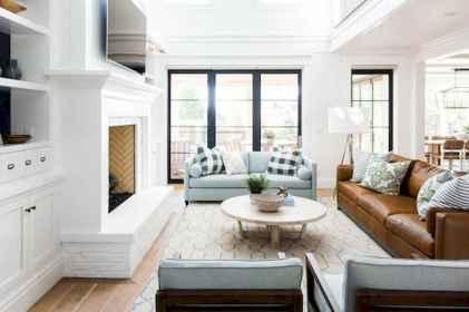80 Best Furniture For Modern Farmhouse Living Room Decor Ideas (62)