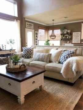80 Best Furniture For Modern Farmhouse Living Room Decor Ideas (77)