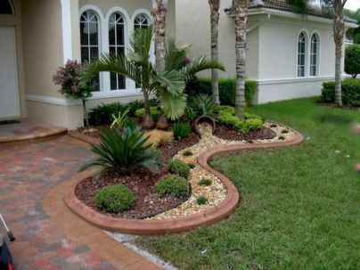 90 Simple and Beautiful Front Yard Landscaping Ideas on A Budget (13)