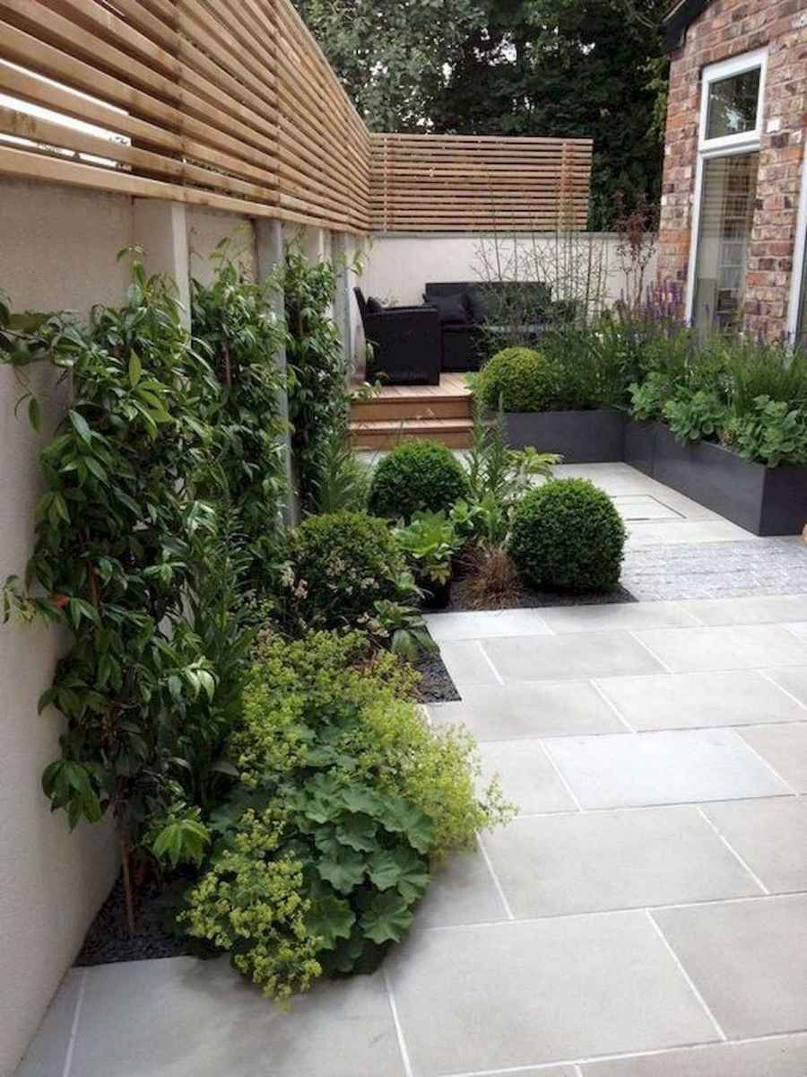 90 Simple and Beautiful Front Yard Landscaping Ideas on A Budget (17)